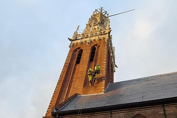 Bakenesserkerk Haarlem English