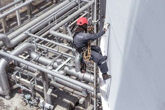 Process and petrochemical - Proces & Petrochemie