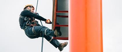 SkyPeople - Rope Access - Reclame & Promotie