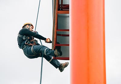 SkyPeople - Rope access specialist telecom