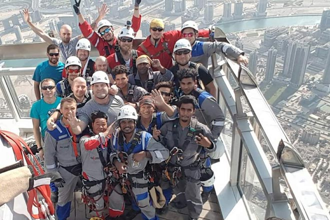 SkyPeople - Rope access specialists